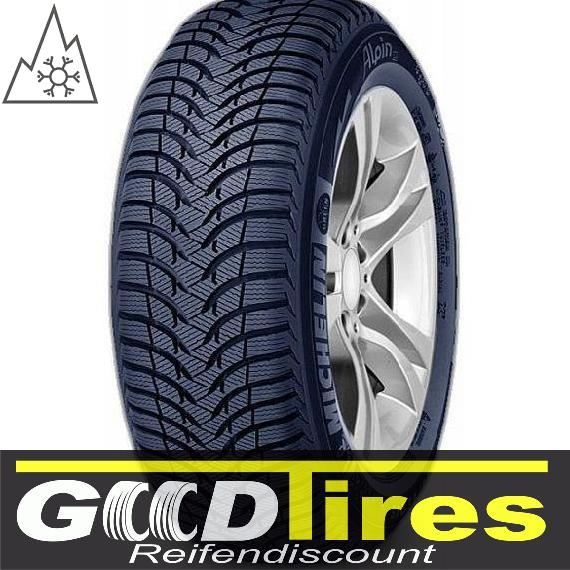 4x winter reifen 205 55 r16 91h michelin alpin a4 grnx